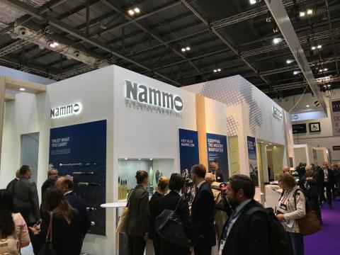 Equipping the Modern Warfighter - Nammo at DSEI 2017