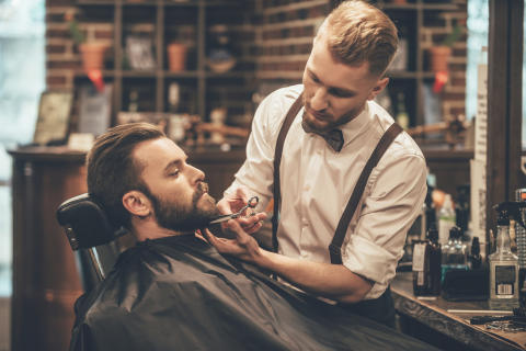 COMMENT: Hirsutes you sir: but that beard might mean more to men than women