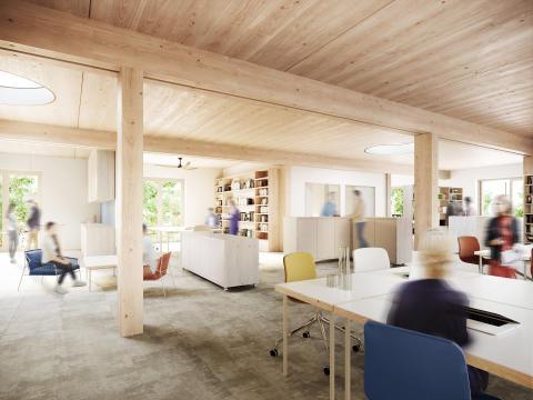 Witten/Herdecke University office