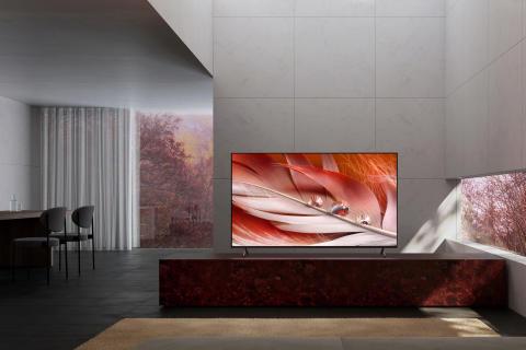 Ouverture des précommandes des téléviseurs Sony Full Array LED BRAVIA XR X90J avec intelligence cognitive