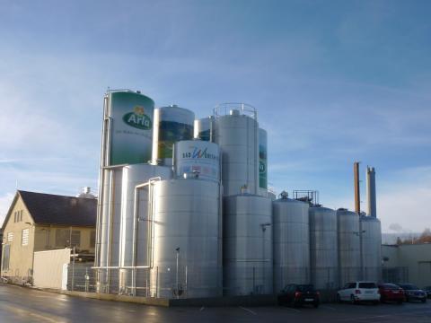 Arla Foods hat sein Werk in Bad Wörishofen an Vache Bleue verkauft