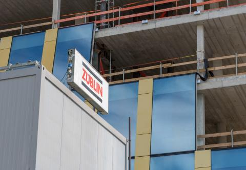 Axel Springer-Neubau Berlin
