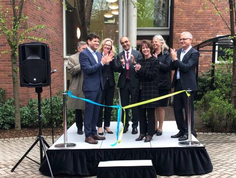 Bayer celebrate inauguration of new office at Karolinska Institutet