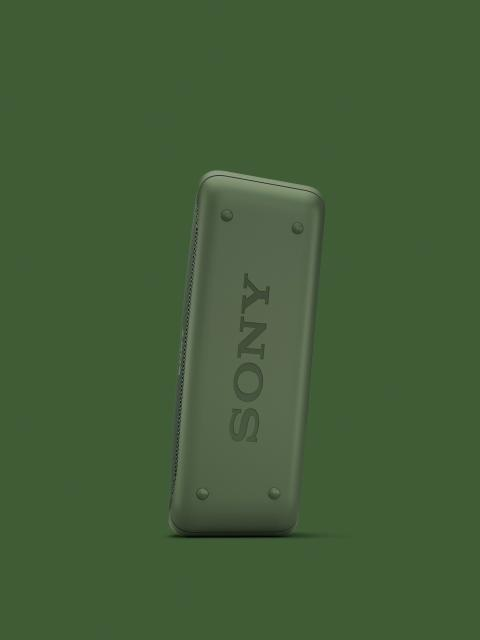 SRS-XB30 von Sony_grün_6