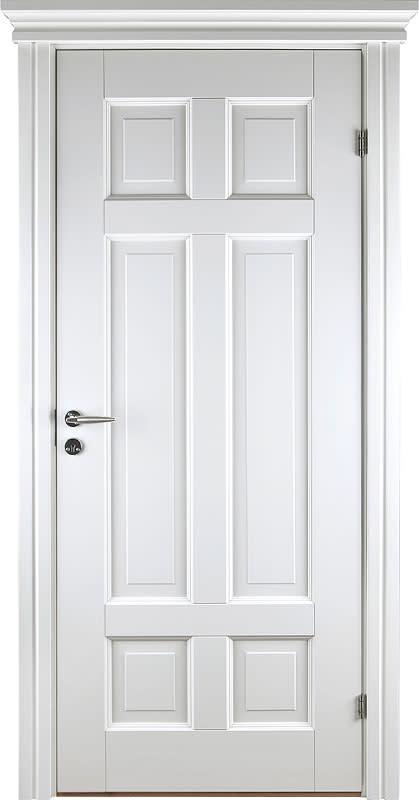 Krönlist dörr u2013 Rusta vikvägg
