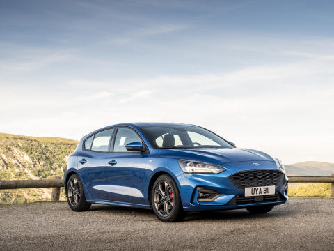 Nový Ford Focus má za prvních šest měsíců na trhu na kontě již 12 ocenění a 42 100 prodaných vozů