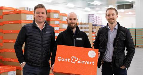 Godtlevert.no gjenoppfinner matkassen med kunstig intelligens