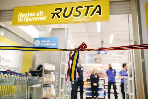 Rusta kommer til Haugesund