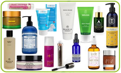 Neal´s Yard Remedies trippelvinnare i årets upplaga av Organic Beauty Awards!