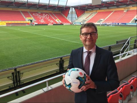 Bayernwerk-Vorstandsvorsitzender Reimund Gotzel, Anstoß für die nächste Phase der Energiezukunft.