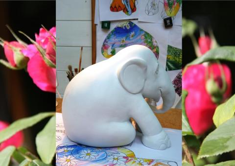 The art of communication: a new elephant that makes a statement