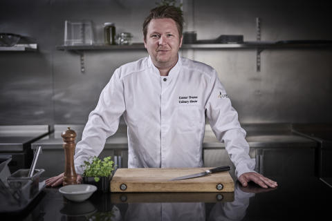 Gunnar Hvarnes blir Culinary Director i Compass Group Norge