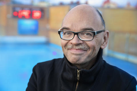 Mats Nileskär, pristagare i kategorin Lukas Bonniers Stora Journalistpris