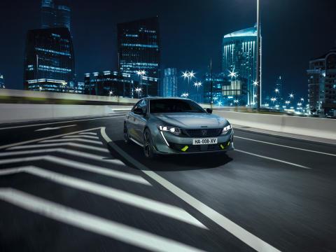 Nya Peugeot 508 Sport Engineered – nyskapande prestanda