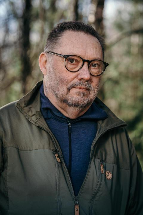 Odd Goksøyr tilbake med bok om menneska og ritane