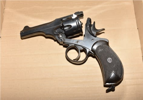 Four arrests after firearm recovered, Queens Park