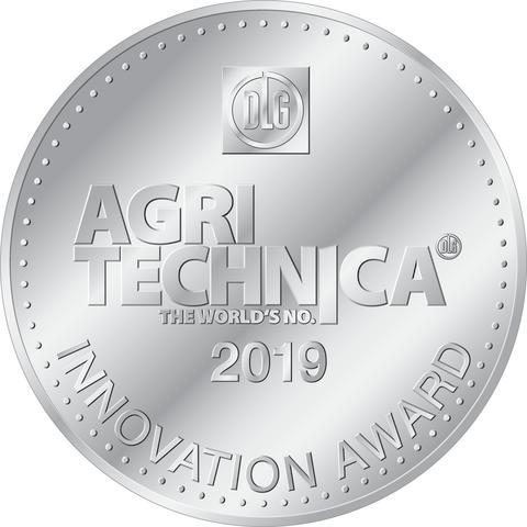 Agritechnica silvermedalj