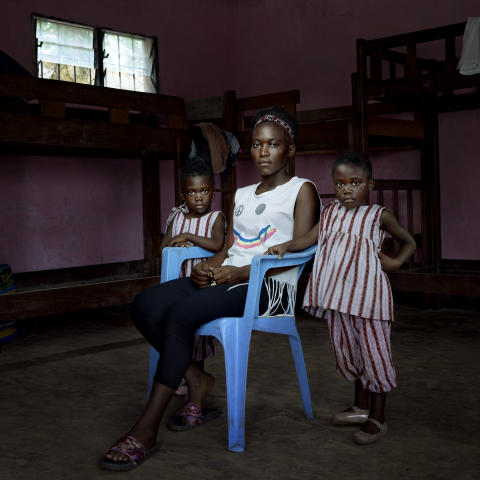 © Denis Rouvre, France, Finalist, Professional competition, Portraiture, 2020 Sony World Photography Awards (2)