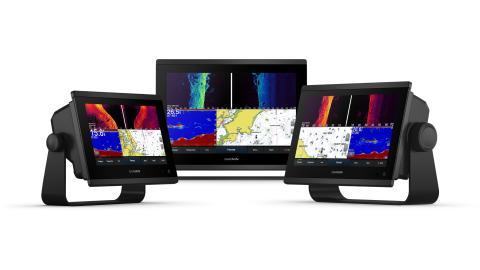 Garmin präsentiert neue GPSMAP Kartenplotter-Serie – mit höher aufgelösten Bildschirmen und zahlreichen Premium-Funktionen