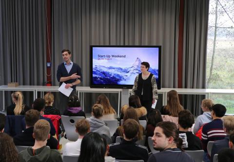 Start-up Weekend in Louisenlund