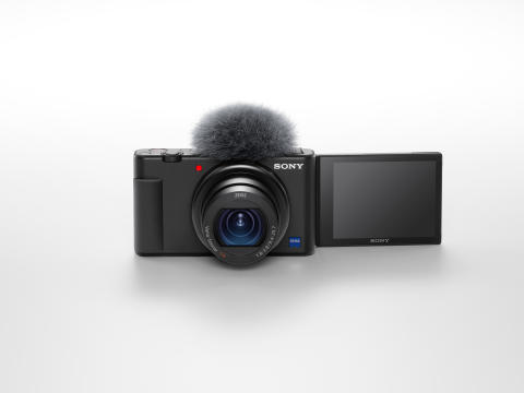 New ZV-1 Firmware Update Enables High-quality Video and Audio Livestreaming