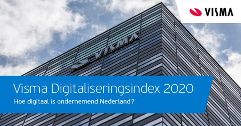 Hoe digitaal werkt ondernemend Nederland?