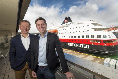 Daniel Skjeldam og Ståle Rasmussen