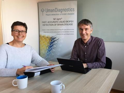 UmanDiagnostics signs agreement with global giant Siemens