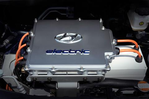 Hyundai går inn i IONITY