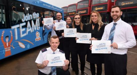 Go North East gears up for recruitment drive