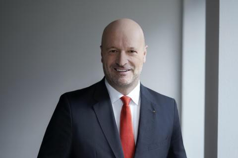 Ralf Fleischer, Vorstandsvorsitzender der stadtsparkase München