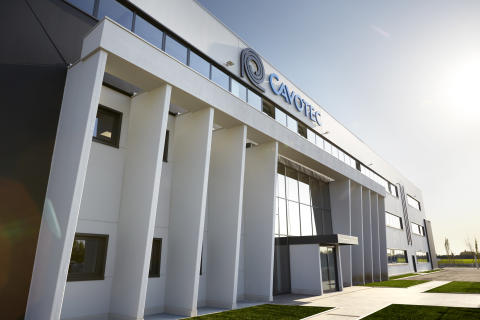Cavotec Italy's new world-class production facility.