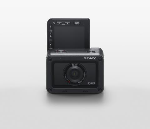Sony introduceert de ultieme vlogcamera: de compacte en robuuste RX0 II