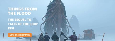 ​Sequel to Tales from the Loop RPG raises $400,000 on Kickstarter – with 24 hours to go!