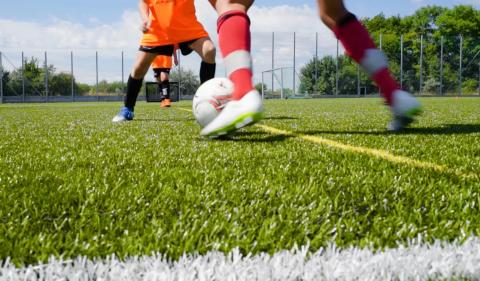 Unisport launches 100% environmentally friendly infill material for artificial turf