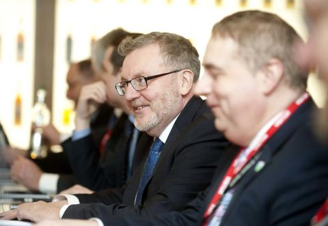 Secretary of State for Scotland gets an insight into Moray's vision for the future