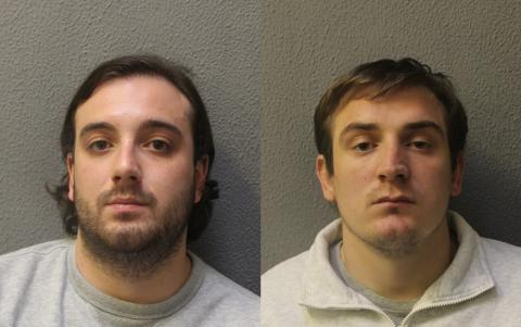 Pair responsible for high-value West End robberies jailed
