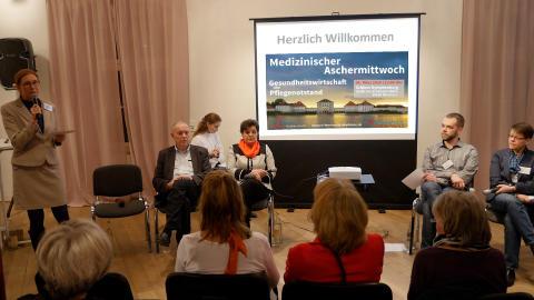 """Neue Perspektiven für """"Pflegenotstand und Gesundheitswirtschaft"""""""