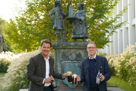 Paulaner wird für das Münchner Traditionsbier Ur-Dunkel mit dem European Beer Star Award ausgezeichnet