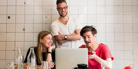 Sökes - Sveriges mest lovande digitala entreprenörer