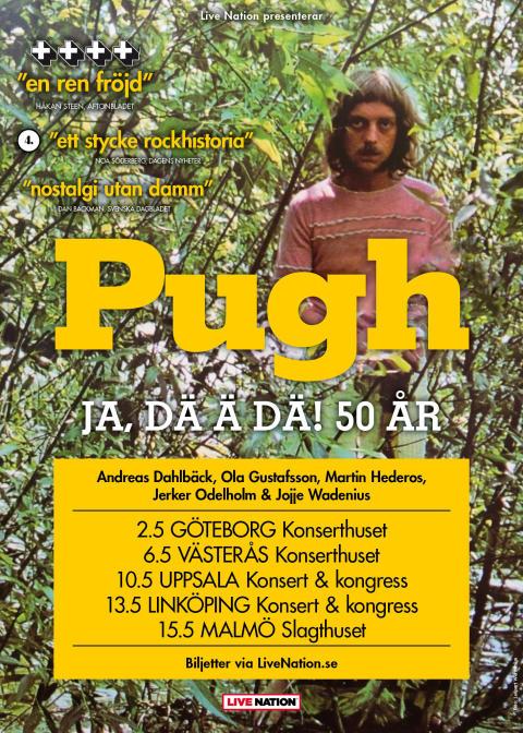 Pugh Rogdefeldt
