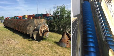Flera underhållsprojekt på Öresundsverket i sommar