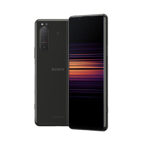 Xperia 5 II_Front_Back