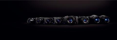 DSC-RX Serie von Sony