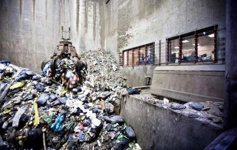 Opdateret: Overkapacitet til affaldsforbrænding i Danmark til mindst 2028
