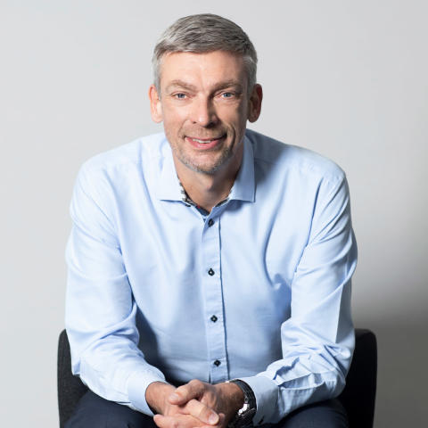 Michael Haagen Petersen, EVP Large Corporate & Public Nordic
