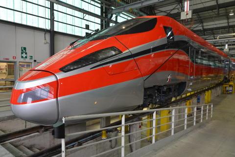 日立がイタリアの鉄道運営会社トレニタリア社と保守契約を締結
