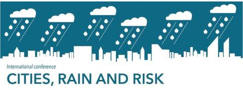Cities, rain and risk - internationell konferens i Malmö om skyfall och dagvatten i urbana miljöer.