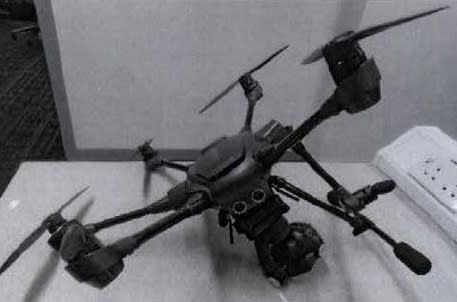 Man sentenced to five years in prison for attempting to fly drone with prohibited items into HMP Liverpool