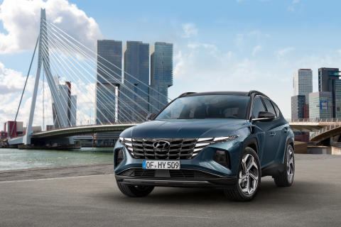 all-new Hyundai Tucson (1)